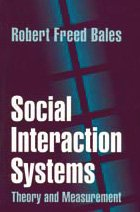 Social Interaction Systems: Theory and Measurement