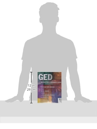 Ged Instructors Guide 2002 (Steck-Vaughn GED)