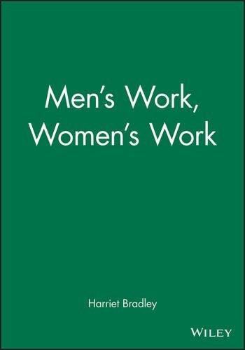 Men's Work, Women's Work (Feminist Perspectives)