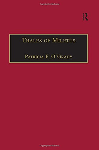 Thales of Miletus: The Beginnings of Western Science and Philosophy (Western Philosophy Series)