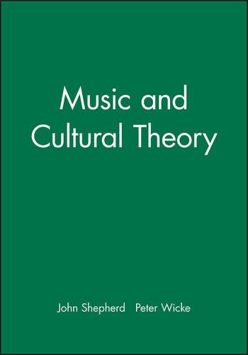 Music and Cultural Theory
