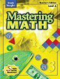Steck-Vaughn Mastering Math, Level A, Teacher's Edition