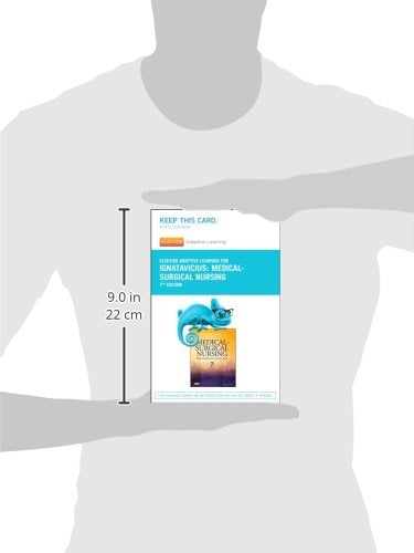 Elsevier Adaptive Learning for Medical-Surgical Nursing: Patient-Centered Collaborative Care (Access Card), 7e