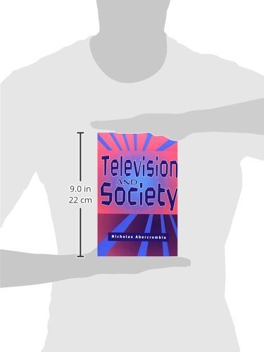 Television and Society (University of Cambridge Oriental)