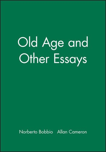 Old Age and Other Essays