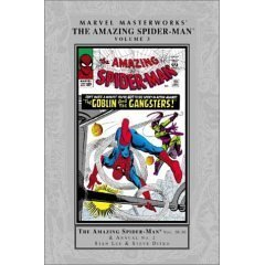 Marvel Masterworks Presents The Amazing Spider-Man Volume 3 (Nos. 20-30&Annual No. 2)