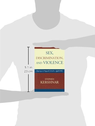 Sex, Discrimination, and Violence: Surprising and Unpopular Results in Applied Ethics