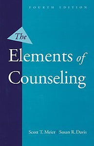 The Elements Of Counseling (Brooks/Cole Series In Counseling And Human Services)