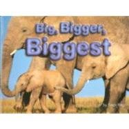 Steck-Vaughn Shutterbug Books: Leveled Reader Grades K - 1 Big, Bigger, Biggest, Math