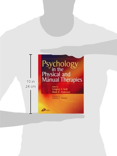 Psychology in the Physical and Manual Therapies, 1e