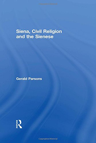 Siena, Civil Religion and the Sienese