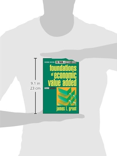 Foundations Of Economic Value Added, 2Nd Edition