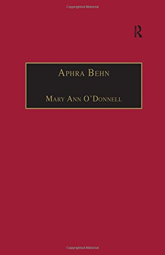 Aphra Behn: An Annotated Bibliography of Primary and Secondary Sources