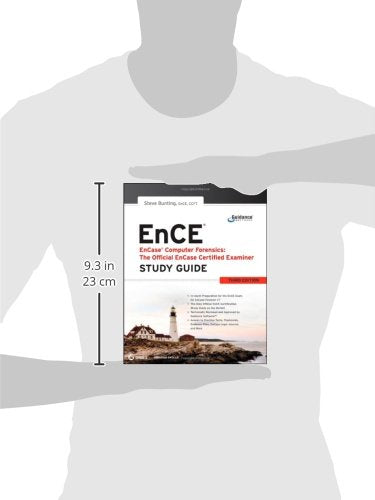 Encase Computer Forensics -- The Official Ence: Encase Certified Examiner Study Guide