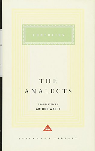 The Analects (Everyman's Library)