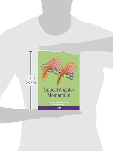 Optical Angular Momentum (Optics & Optoelectronics)