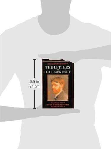 The Letters Of D. H. Lawrence; Volume Ii, 1913-16 (The Cambridge Edition Of The Letters Of D. H. Lawrence)