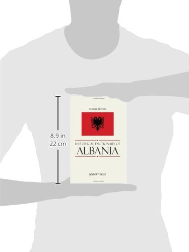 Historical Dictionary of Albania (Historical Dictionaries of Europe)