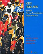 001: Key Issues in the Afro-American Experience, Vol. 1: To 1877