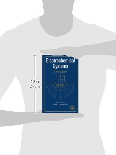 Electrochemical Systems, 3Rd Edition