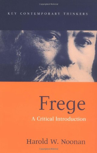 Frege: A Critical Introduction
