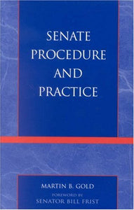 Senate Procedure and Practice (Senate Procedure & Practice)