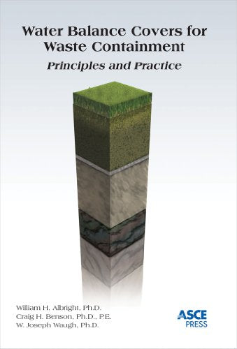 Water Balance Covers for Waste Containment: Principles and Practice