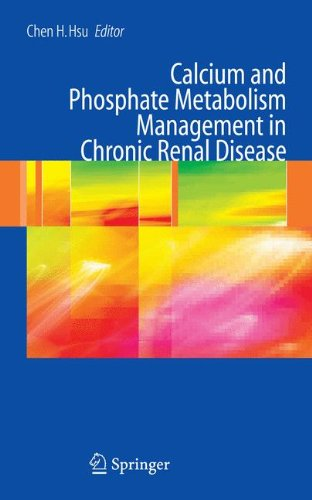 Calcium and Phosphate Metabolism Management in Chronic Renal Disease