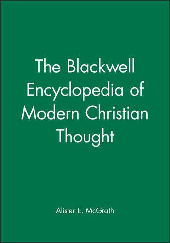 The Blackwell Encyclopedia of Modern Christian Thought