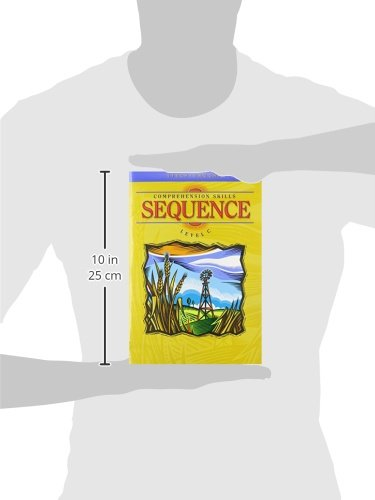 Steck-Vaughn Comprehension Skill Books: Student Edition Sequence Sequence