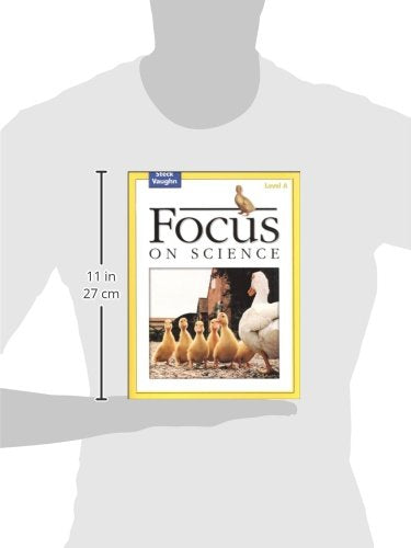 Focus on Science: Student Edition Grade 1 - Level A Reading Level 1