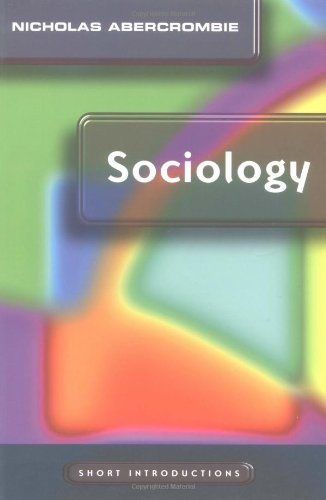 Sociology: A Short Introduction (Short Introductions)