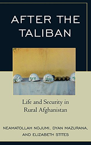 After the Taliban: Life and Security in Rural Afghanistan