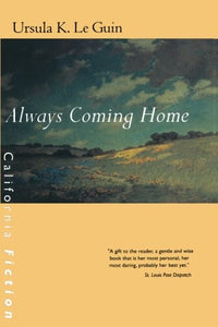 Always Coming Home (California Fiction)