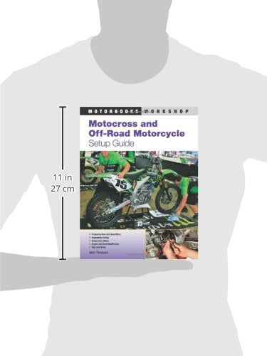 Motocross and Off-Road Motorcycle Setup Guide (Motorbooks Workshop)