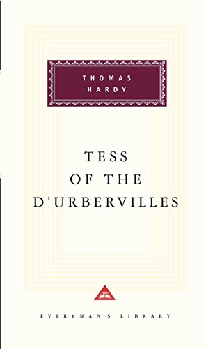 Tess Of The D'Urbervilles (Everyman'S Library)