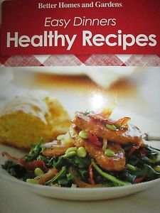Easy Dinner Healthy Recipes