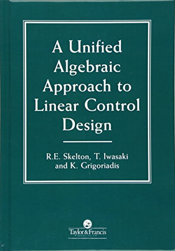 A Unified Algebraic Approach To Control Design