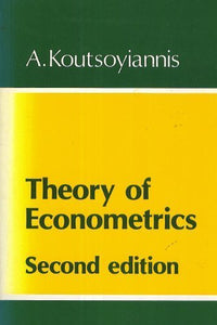 Theory of Econometrics