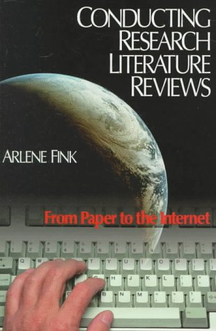 Conducting Research Literature Reviews: From Paper to the Internet