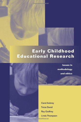 Early Childhood Educational Research: Issues in Methodology and Ethics