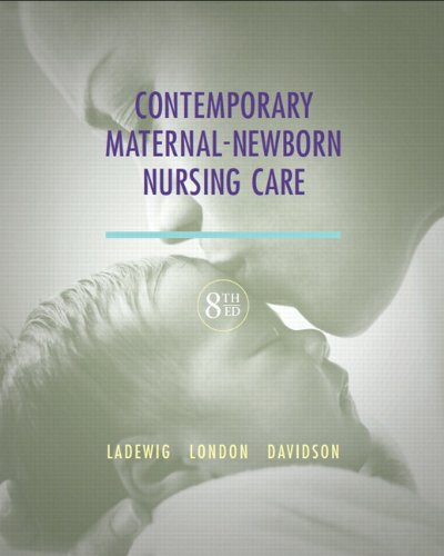 Contemporary Maternal-Newborn Nursing Plus NEW MyNursingLab with Pearson eText (24 month access) -- Access Card Package (8th Edition)