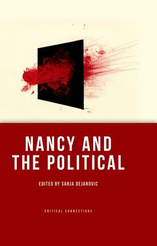 Nancy and the Political (Critical Connections EUP)