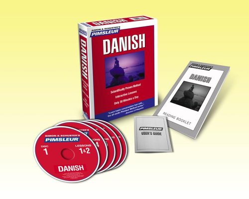 Danish, Compact: Learn to Speak and Understand Danish with Pimsleur Language Programs