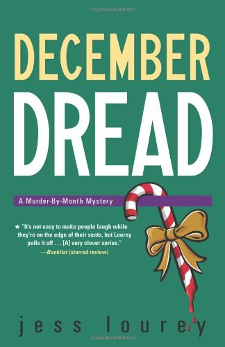 December Dread (The Murder-By-Month Mysteries)