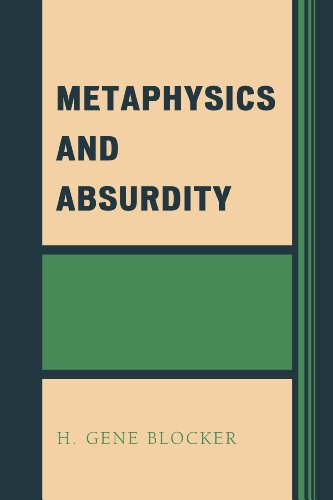 Metaphysics and Absurdity