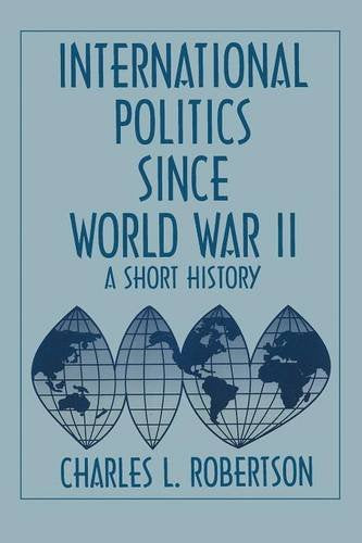 Fifty Years of Change: Short History of World Politics Since 1945 (1954-1994; 1)