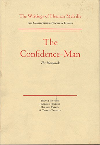 The Confidence-Man:  His Masquerade