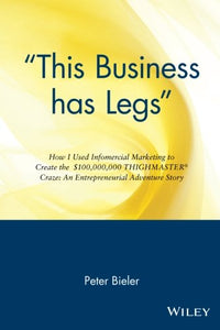 This Business Has Legs: How I Used Infomercial Marketing To Create The$100,000,000 Thighmaster Craze