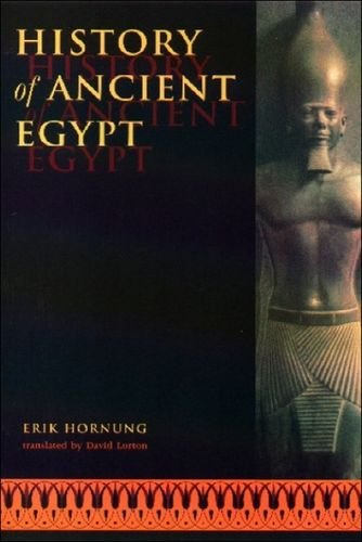 History of Ancient Egypt: Translated by David Lorton